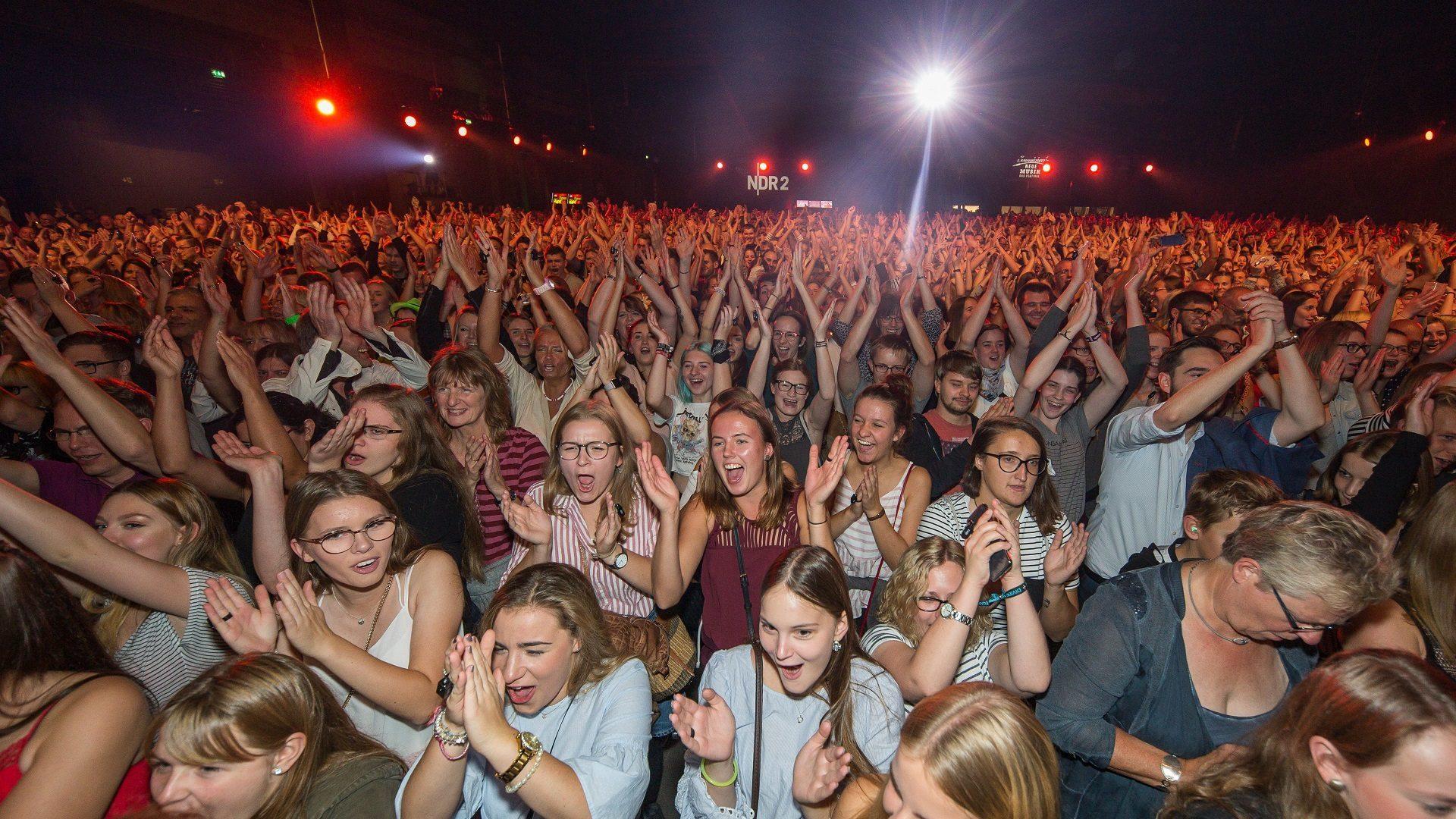 Musikszene Deutschland, Abschlusskonzert in der Lokhalle | NDR2 Soundcheck Festival 2018 in Göttingen