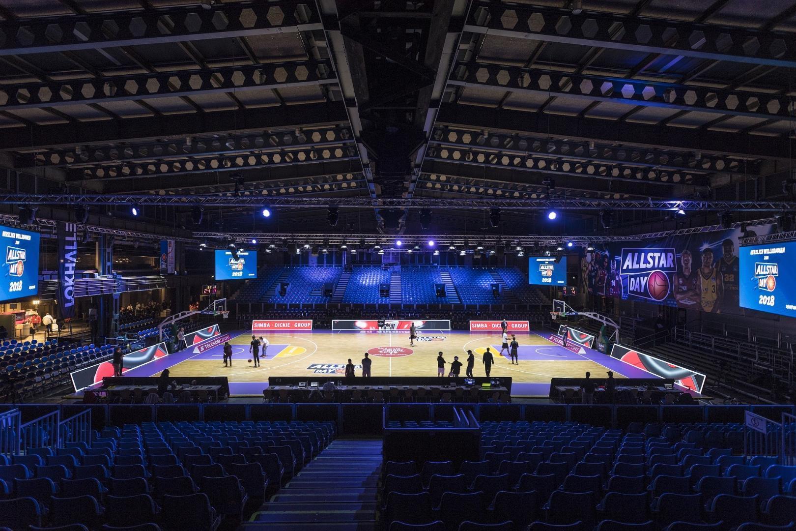 All Stars Day 2018 Lokhalle