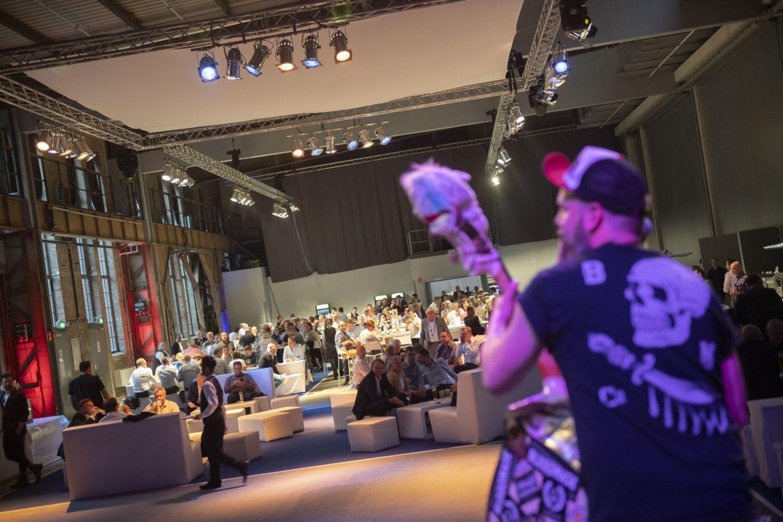 Kollektionspräsentation 2019, Göttingen Lokhalle am 26. Mai 2019